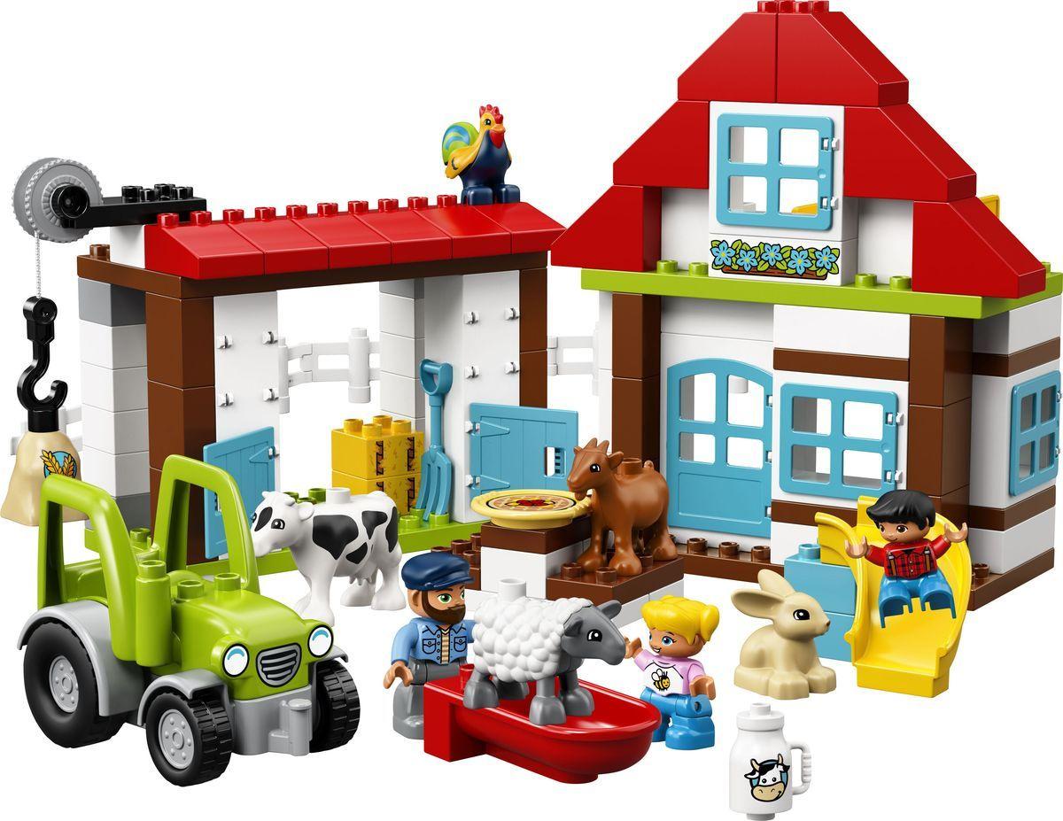Пластиковый конструктор LEGO 10869 конструктор lego танос