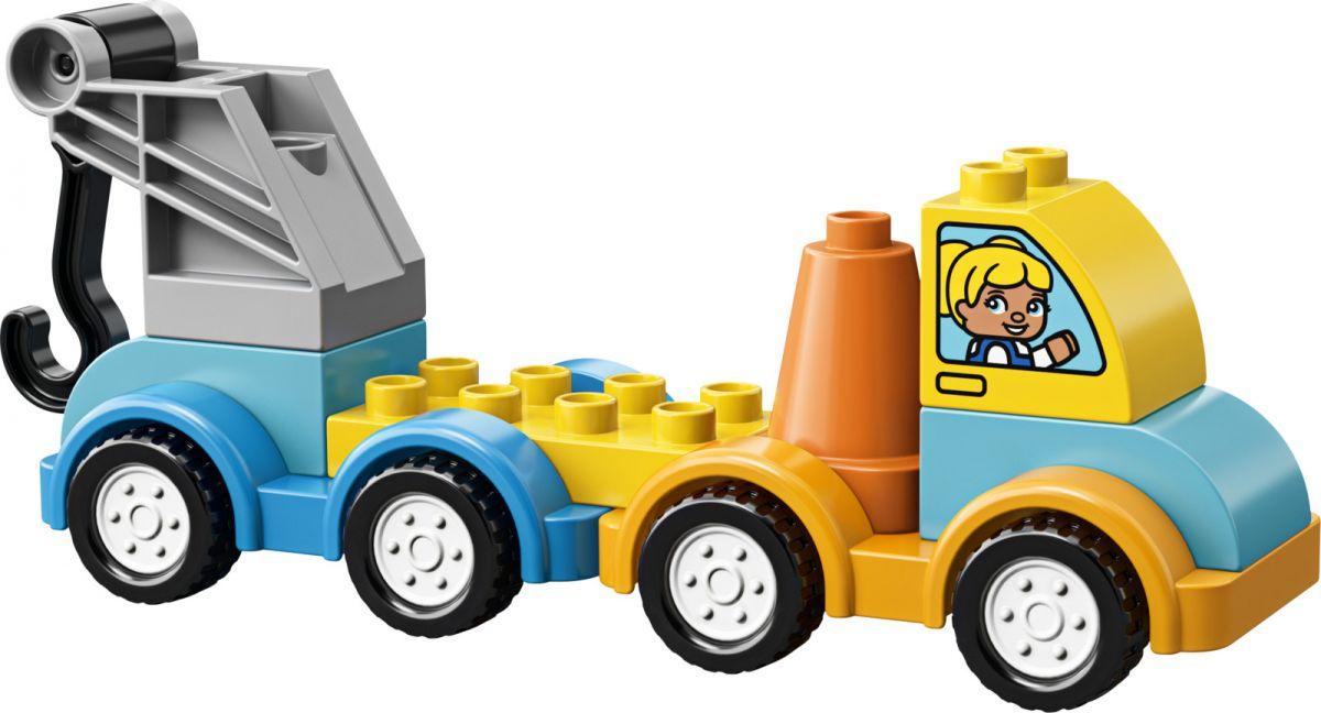 Пластиковый конструктор LEGO 10883