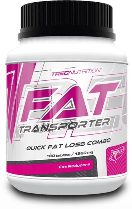Жиросжигатель Trec Nutrition Fat Transporter, 180 капсул collagen renover trec nutrition