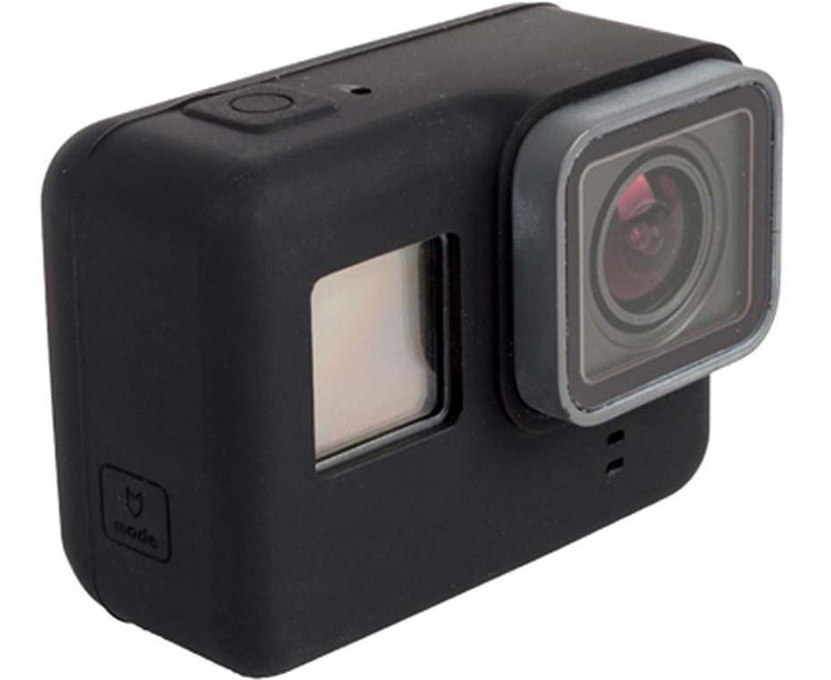 Кейс для камеры Goodchoice Gopro Hero 5/6/7, черный аккумулятор для видеокамеры goodchoice gopro hero 5 6 7