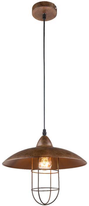 Подвесной светильник Globo New 15126, коричневый