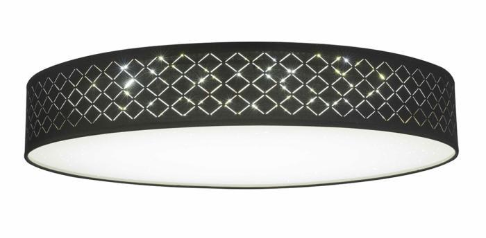 лучшая цена Потолочный светильник Globo New 15229D5, черный