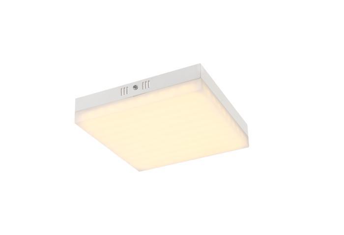 Потолочный светильник Globo New 41653, LED, 24 Вт потолочный светильник globo new 0307w