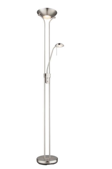 Напольный светильник Globo New 5802, серый