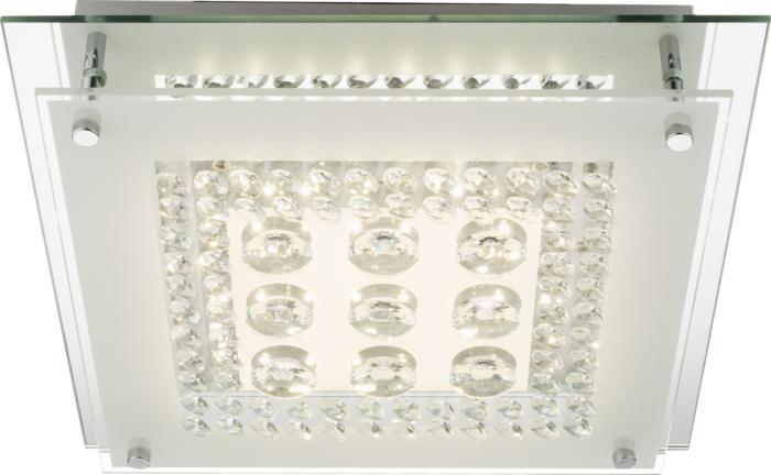 Потолочный светильник Globo New 49362, серый металлик цена