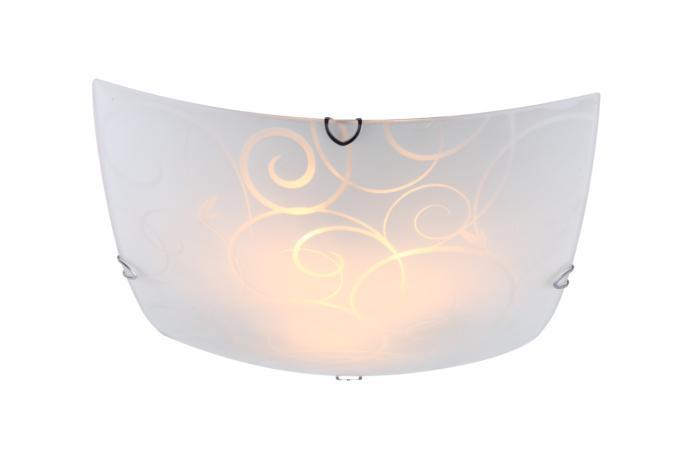 Потолочный светильник Globo New 40491-3, E27, 60 Вт накладной светильник globo maverick 40491 2