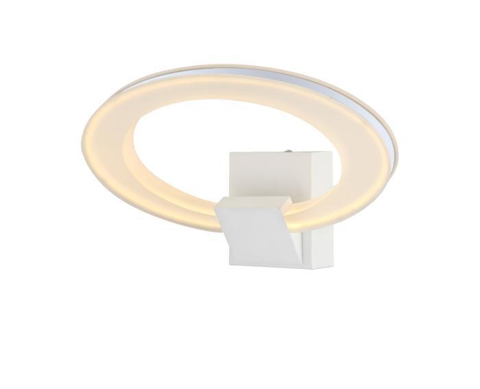 Потолочный светильник Globo New 67063W, LED, 18 Вт потолочный светильник globo new 0307w