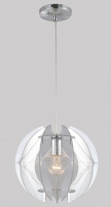 Подвесной светильник Globo New 15827, серый металлик подвесной светильник globo new 67015 7h серый металлик