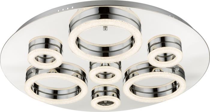 Потолочный светильник Globo New 49223-60, LED, 66 Вт все цены