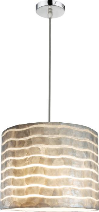 Подвесной светильник Globo New 25836H, серый25836HПодвесной светильник Globo 25836H серии Bali в восточном стиле подчеркнет индивидуальность вашего интерьера. Размеры (Диаметр х Высота) 350х1100 мм.