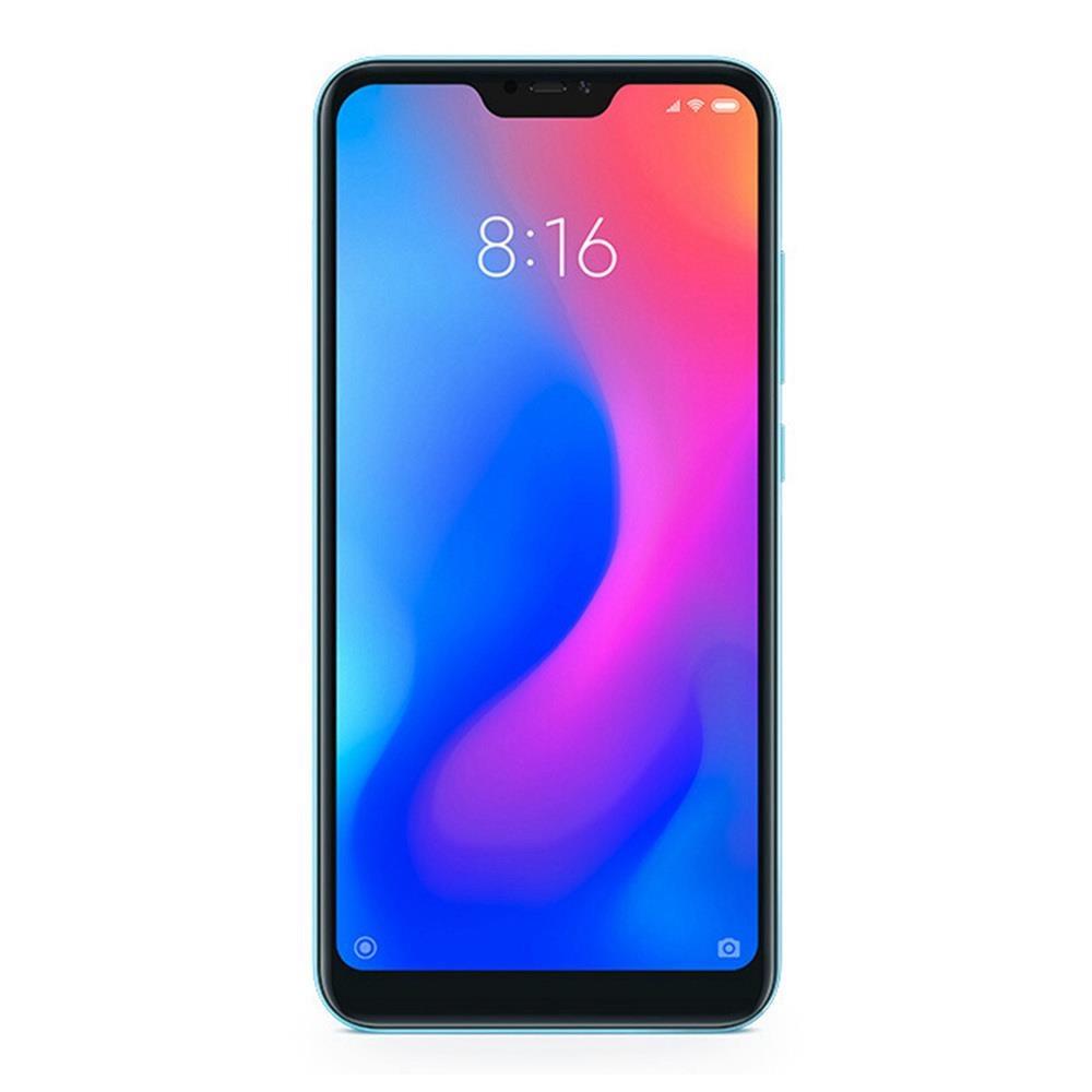Смартфон Xiaomi Mi A2 6/128GB, голубой смартфон xiaomi mi a2 синий