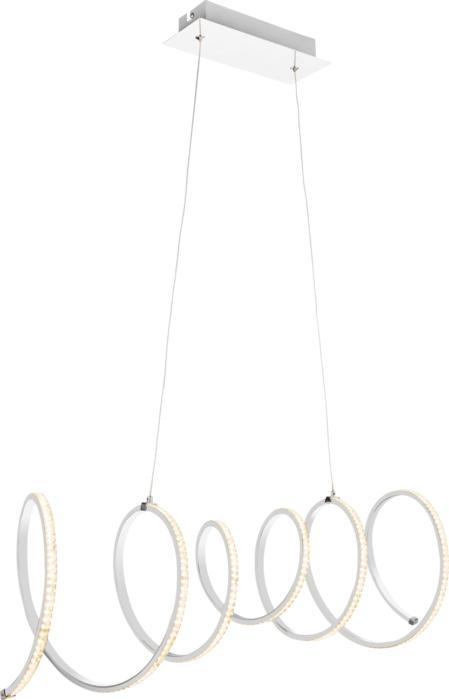 Подвесной светильник Globo New 67827-45H, LED, 40 Вт подвесной светильник globo new 49350d1 led 28 вт