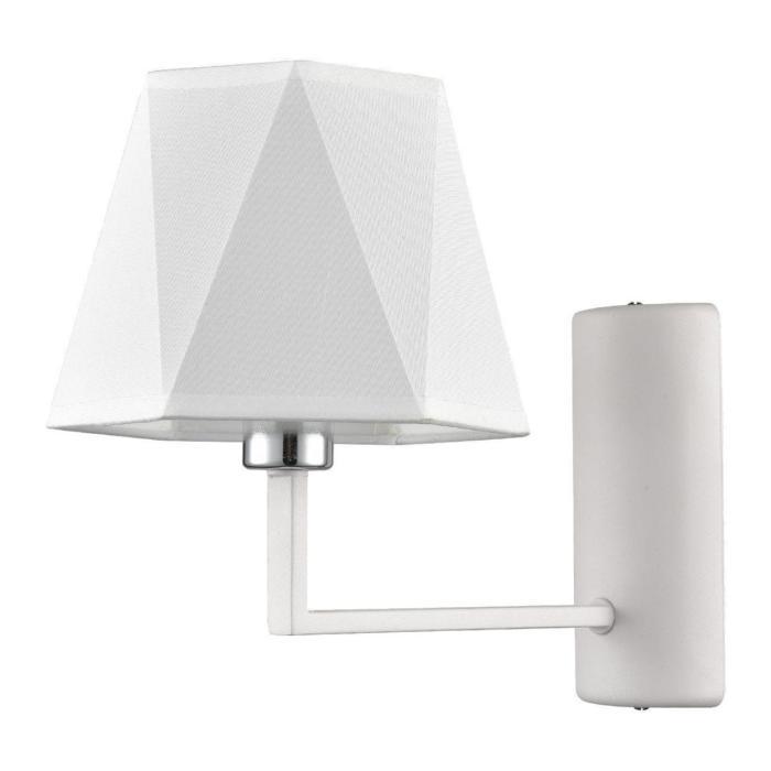Бра Vele Luce VL2191W01, белый бра vele luce center vl1212w02