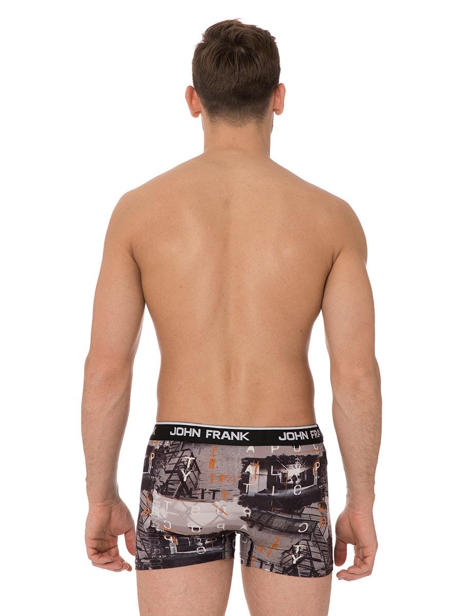 Трусы боксеры JOHN FRANK