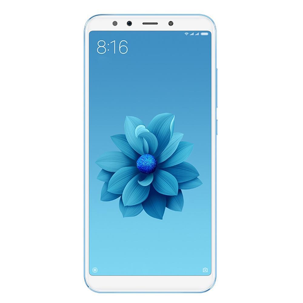 Смартфон Xiaomi Mi A2 4/32GB blue смартфон xiaomi mi a1 32gb gold