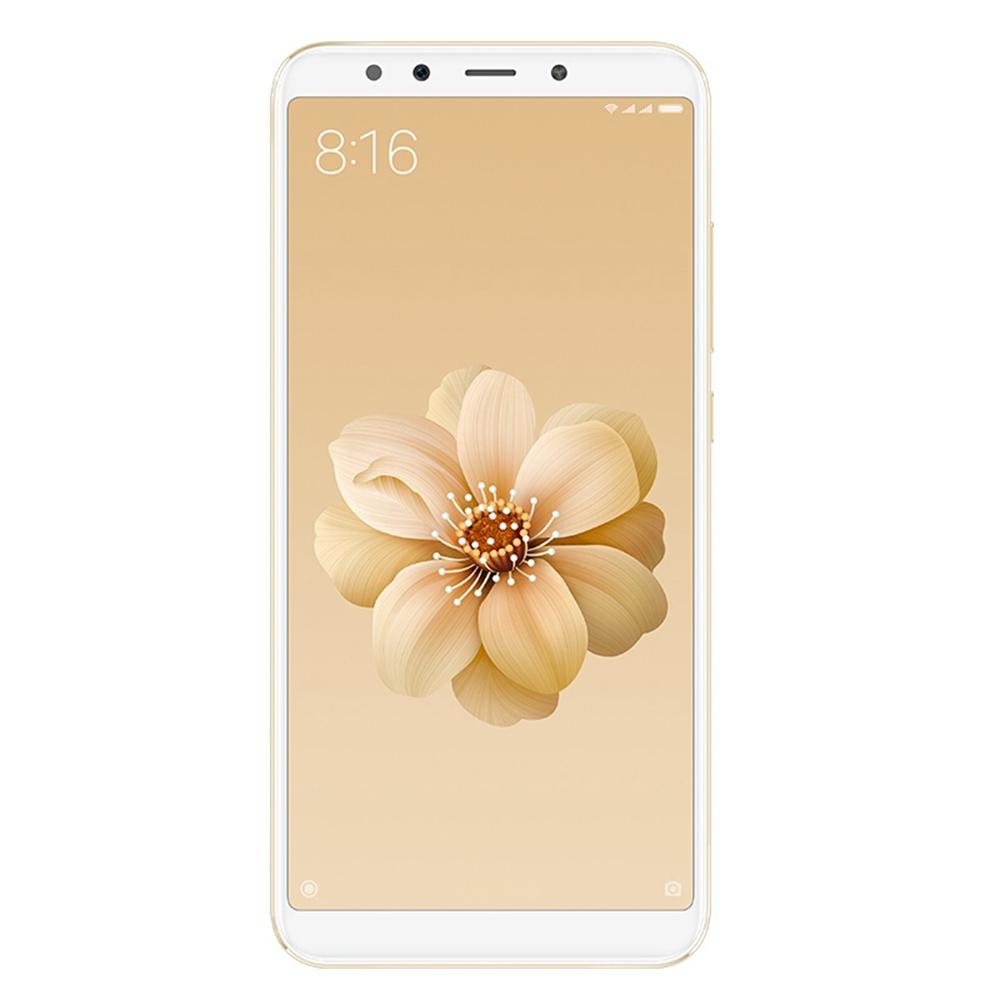 Смартфон Xiaomi Mi A2 4/64GB, золотой смартфон xiaomi mi a3 4 64gb grey