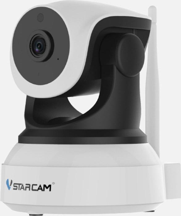 Vstarcam C8824WIP, White Black IP камера видеонаблюдения камера vstarcam c8838wip беcпроводная ip камера 1920x1080 355° duplexaudio p2p 3 6mm 0 8lx microsd