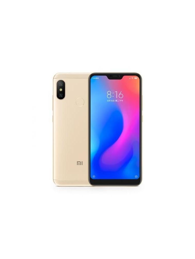 Смартфон Xiaomi Mi A2 Lite 4/64GB gold смартфон xiaomi mi 8 lite 4 64gb aurora blue