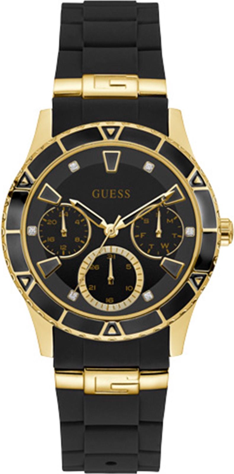 цена Часы Guess VALENCIA онлайн в 2017 году