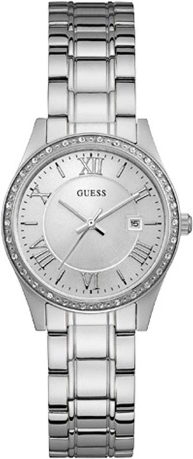 цена Часы Guess GREENWICH онлайн в 2017 году