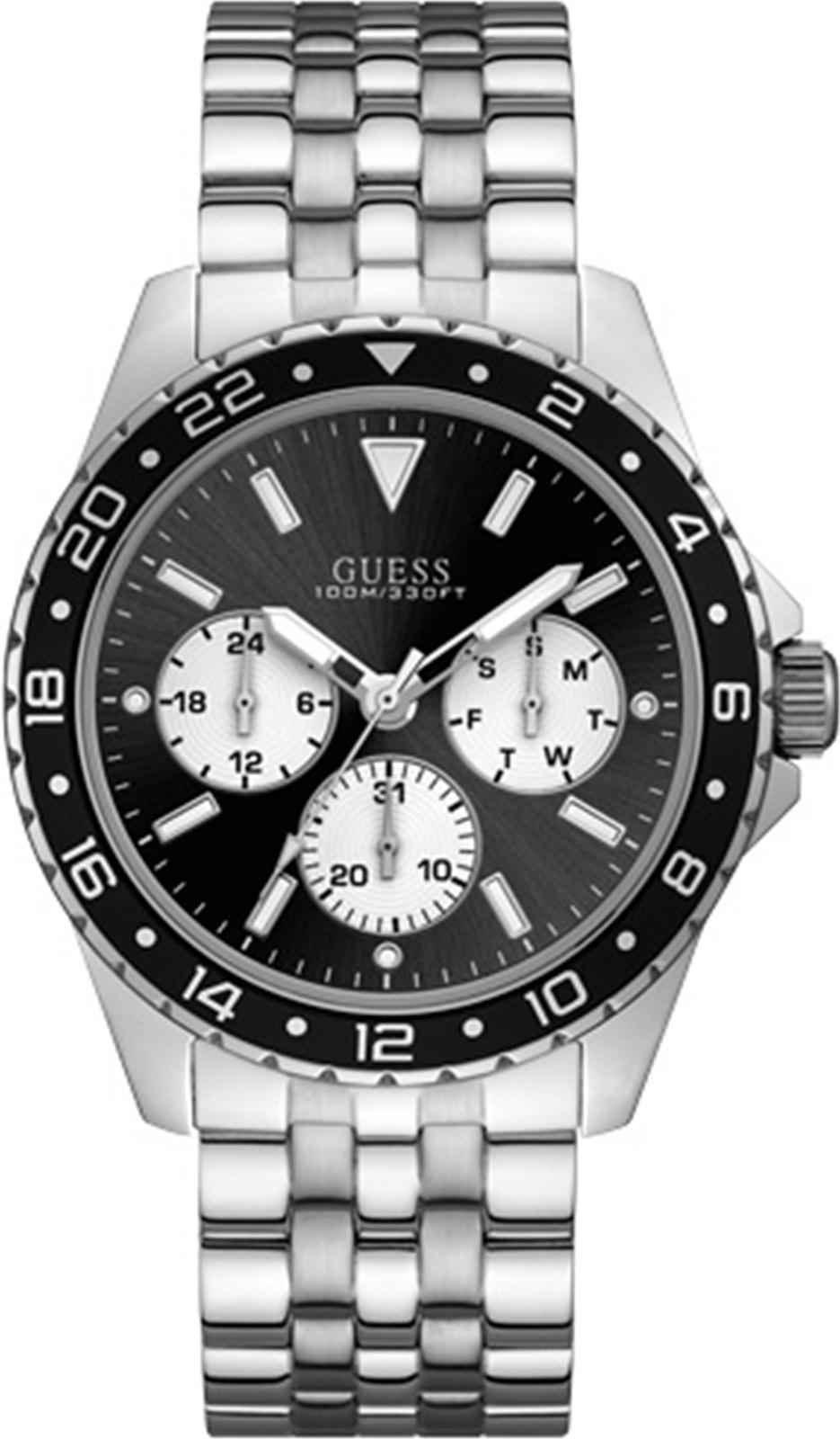 цена Часы Guess ODYSSEY онлайн в 2017 году
