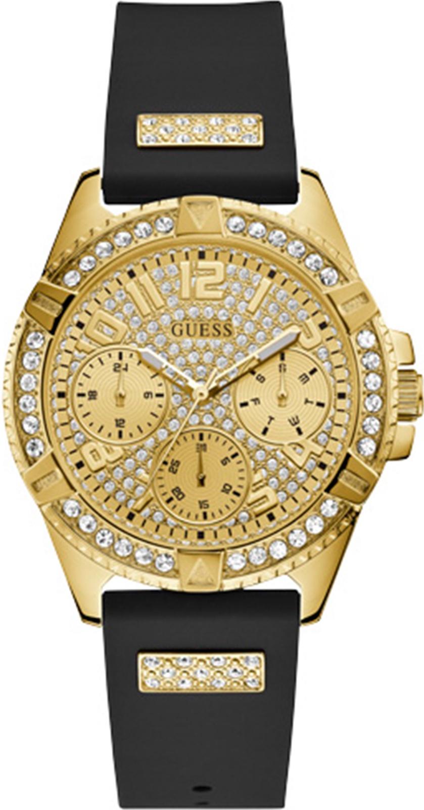 цена Часы Guess LADY FRONTIER онлайн в 2017 году