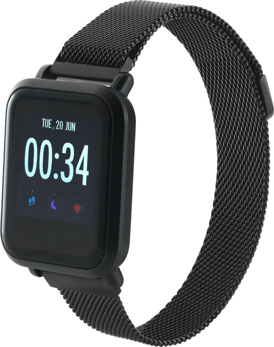 Умные часы Canyon CNS-SW72BB, черный