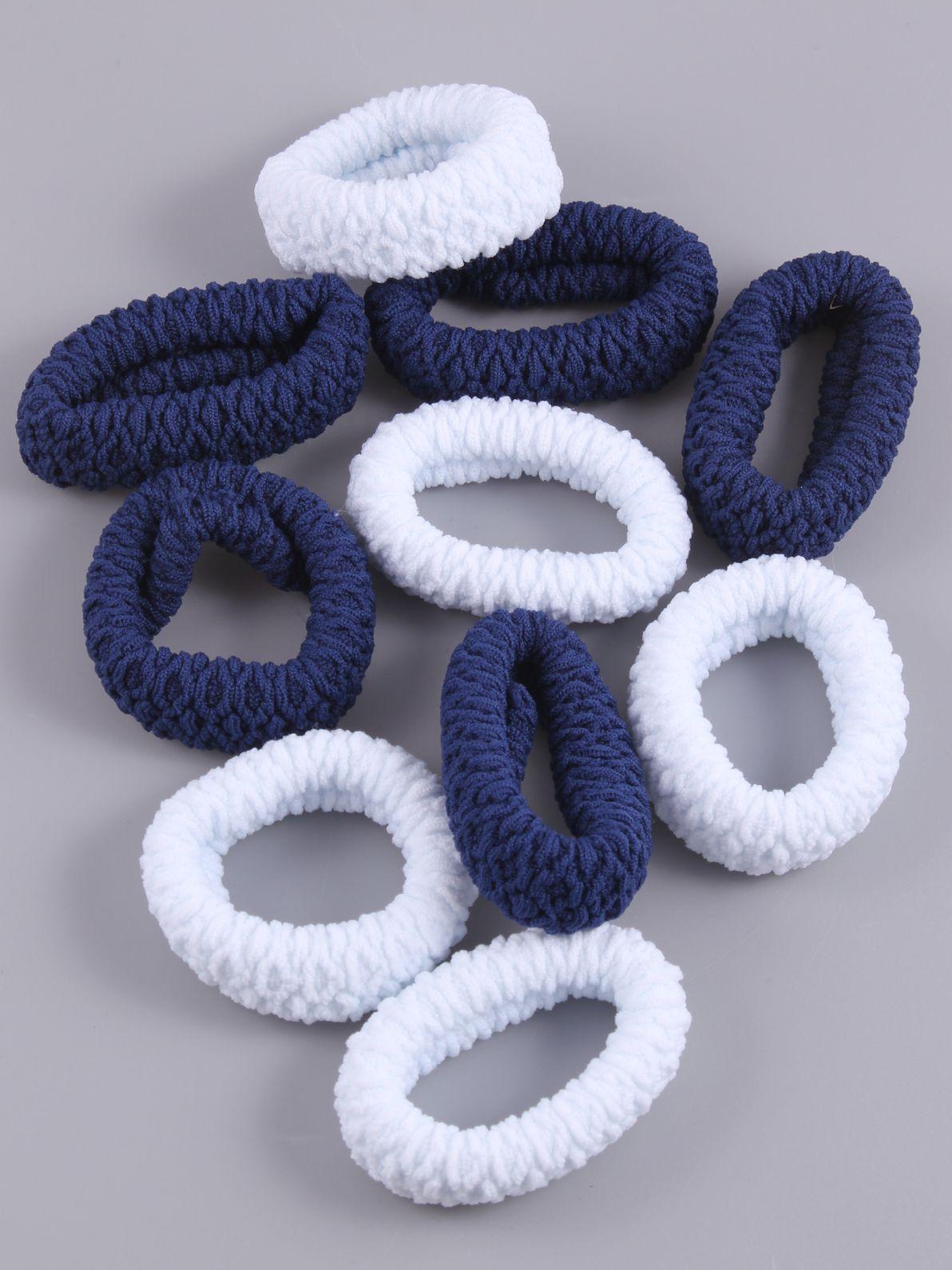 Резинка для волос Радужки OR304 радужки комплект дополнительных резиночек голубой