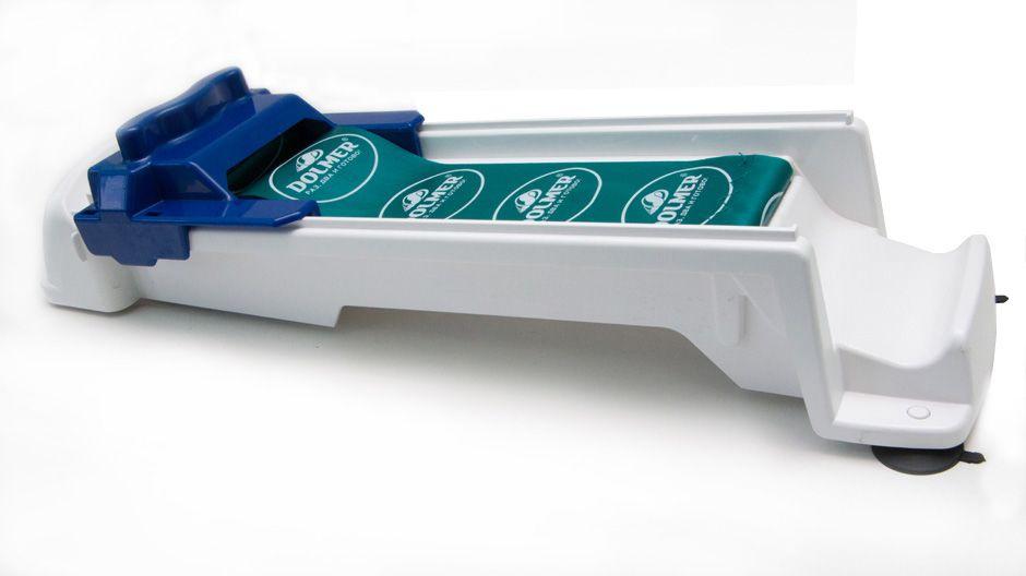 Закаточная машинка Долмер, белый, зеленый закаточная машинка для консервирования