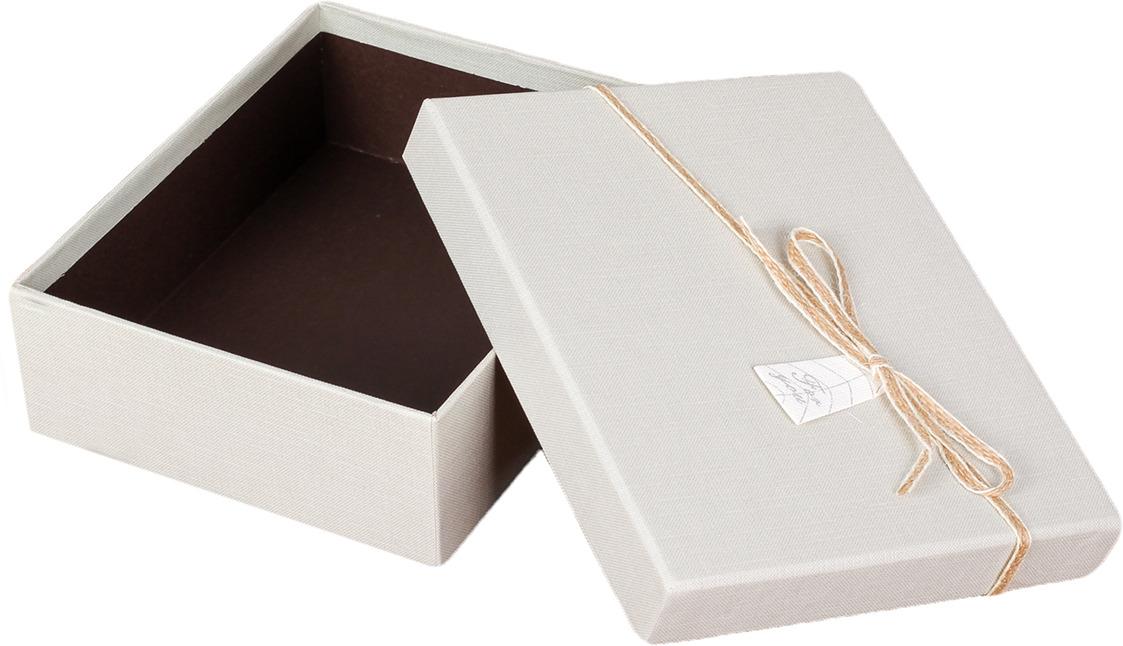 Коробка подарочная, 2854418, 20 х 16 х 6,5 см Иу Жусима Крафтс Кампани Лимитед