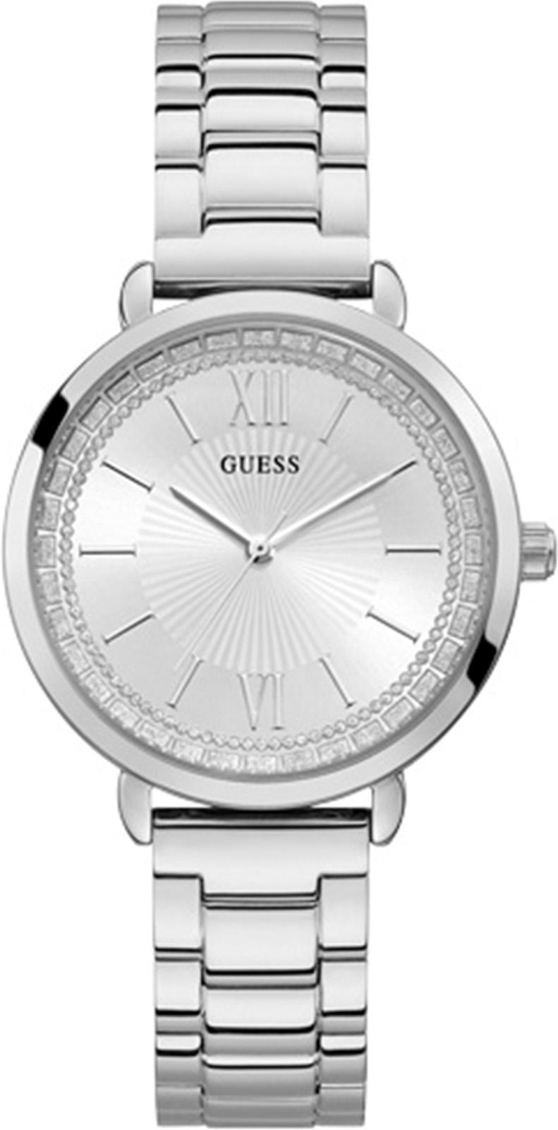 цена Часы Guess POSH онлайн в 2017 году