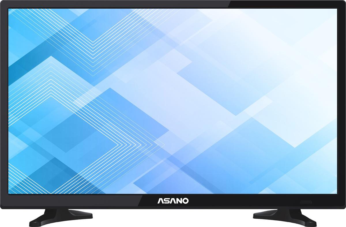 """Телевизор Asano 20LH1010T 19,5"""", черный"""