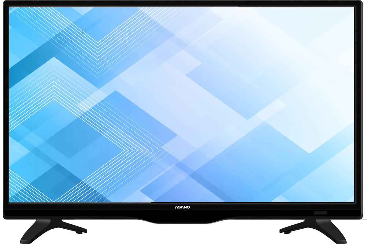 Телевизор Asano 20LH1020T 19,5, черный