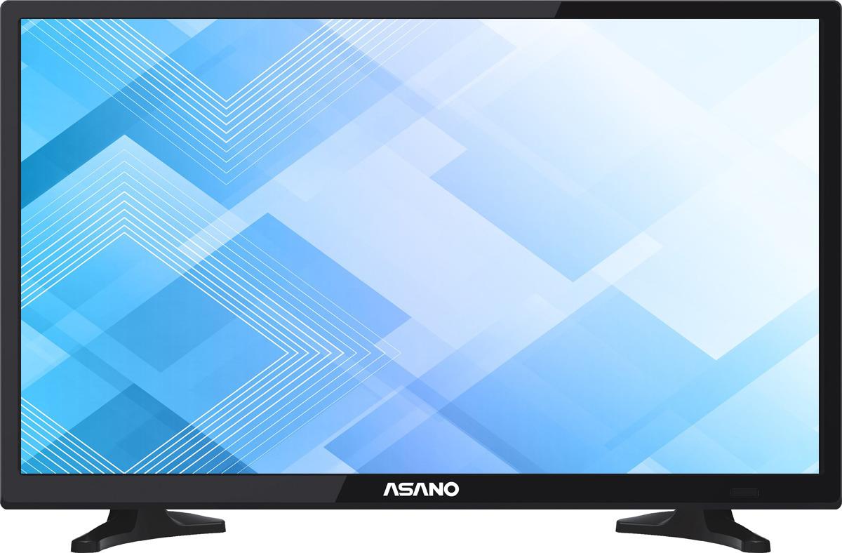 "Телевизор Asano 22LF1010T 21,5"", черный"
