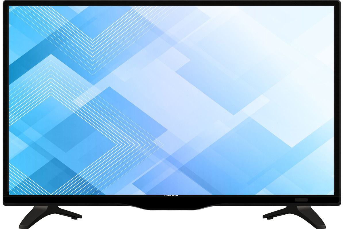 "Телевизор Asano 22LF1020T 21,5"", черный"