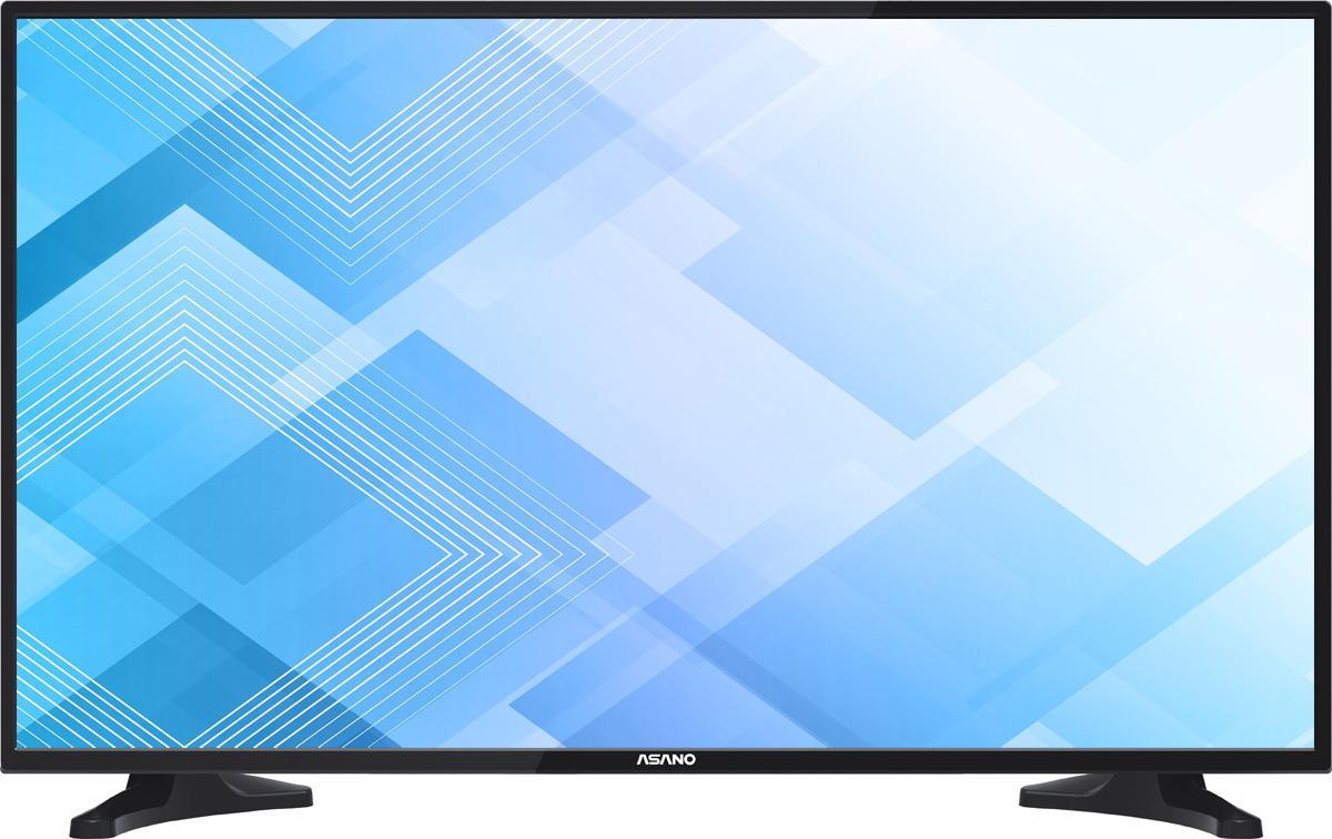 """Телевизор Asano 28LH1010T 27,5"""", черный"""
