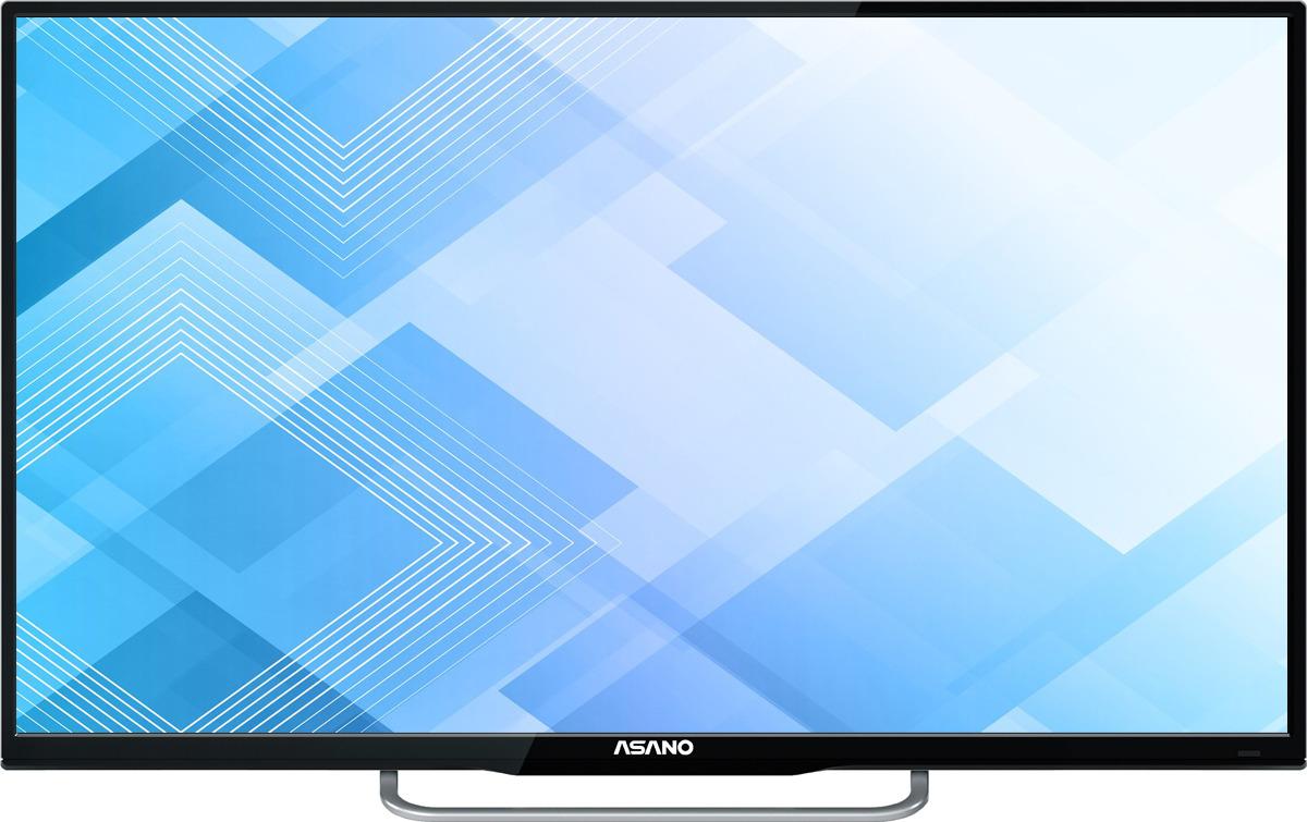 Телевизор Asano 32LH1030S 31,5, черный
