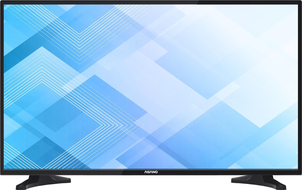 Телевизор Asano 32LH7010T 31,5, черный
