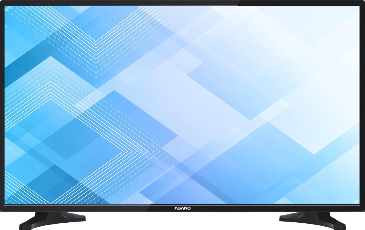 Телевизор Asano 40LF1010T 39,5, черный телевизор philips 32pht4132 60