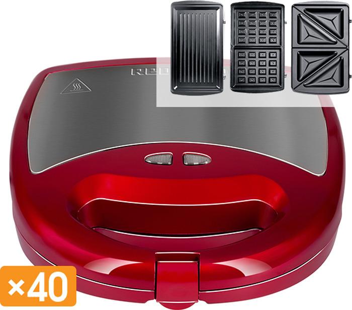 Мультипекарь Redmond Limited Edition, RMB-M6012, красный