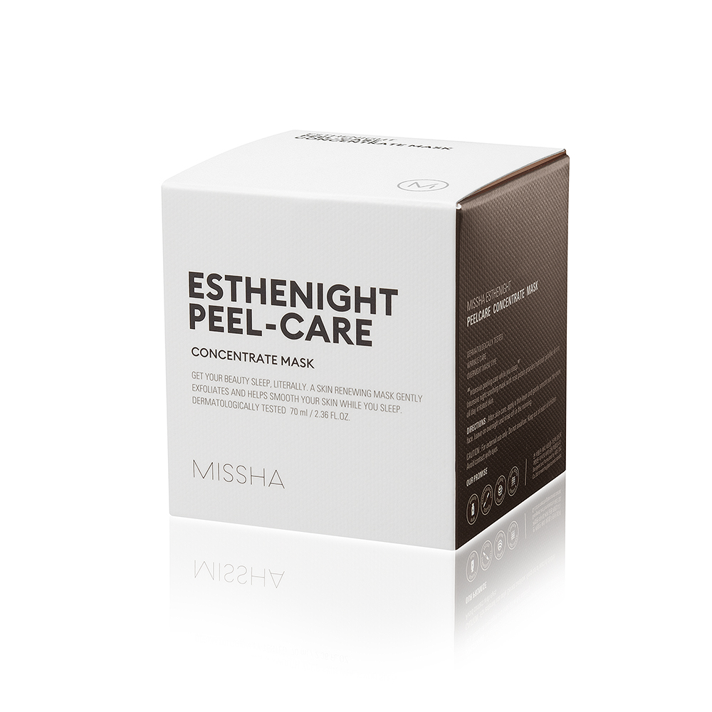 Маска косметическая Missha Esthenight Mask Peel-care Concentrate