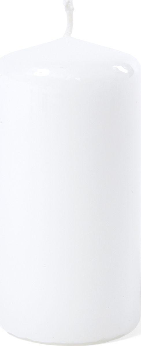 Свеча декоративная Cozy Home, 549532, белый, 6 х 6 х 12 см свеча декоративная арти м 6x7 см christmas time 348 438