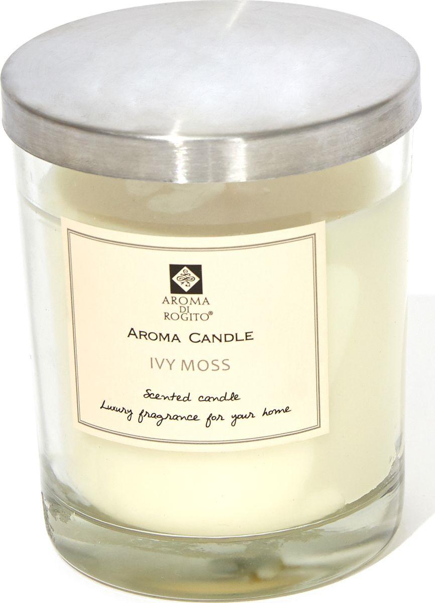 Свеча ароматизированная Cozy Home Faiola, 570794, белый, 8 х 8 х 9,8 см