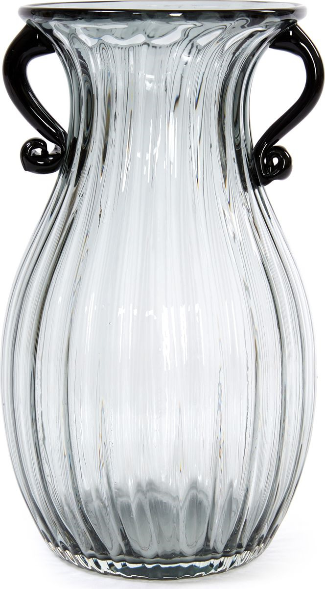 Ваза Cozy Home Duarte, 503168, серый, 29 х 15 х 15 см цена
