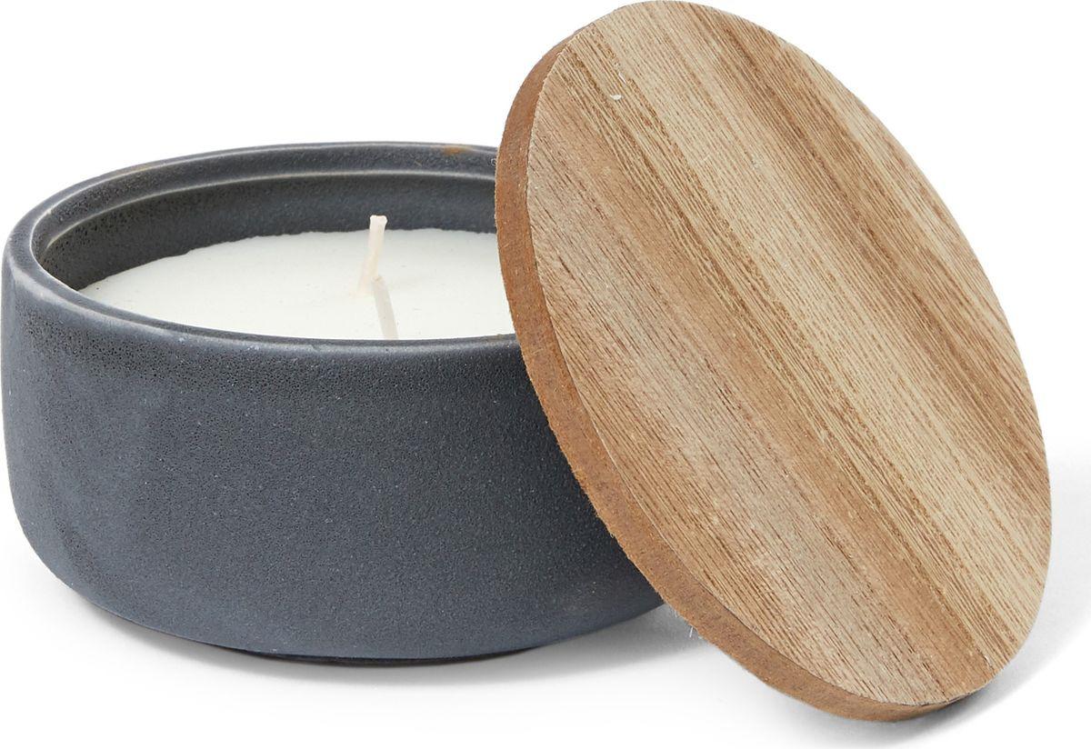 Свеча ароматизированная Cozy Home Fresh Cotton, 537672, белый, 10,5 х 10,5 х 5,5 см свеча ароматизированная arome enjoy 136582a