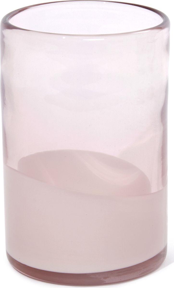 Ваза Cozy Home Goa, 526422, розовый, 10 х 10 х 15 см плед детский cozy home сhicca цвет розовый 70 х 100 см