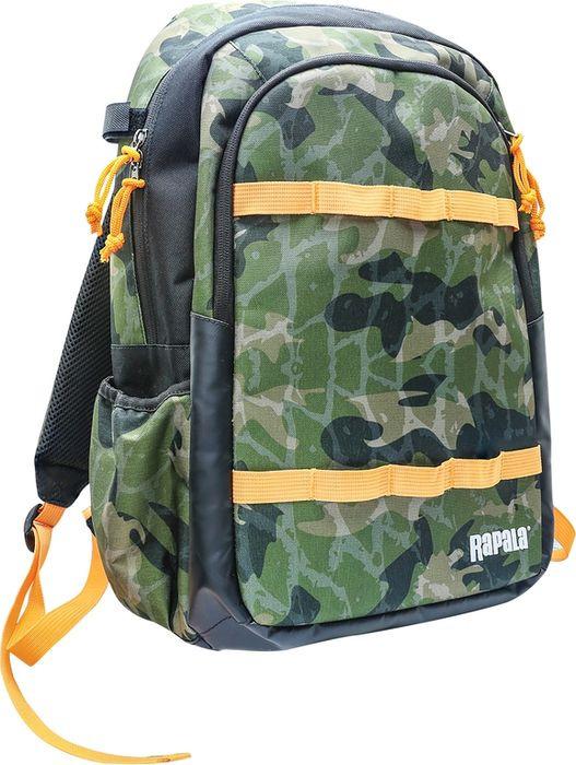 Сумка для рыбалки Rapala Jungle, RJUBP, зеленый рисунок yue tuyue плечо сумка сумки мода случайные холст сумка на открытом воздухе рюкзак мужчин и женщин среди студентов