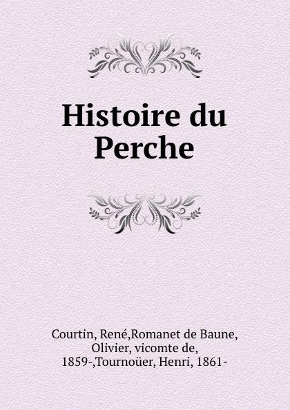 Histoire du Perche