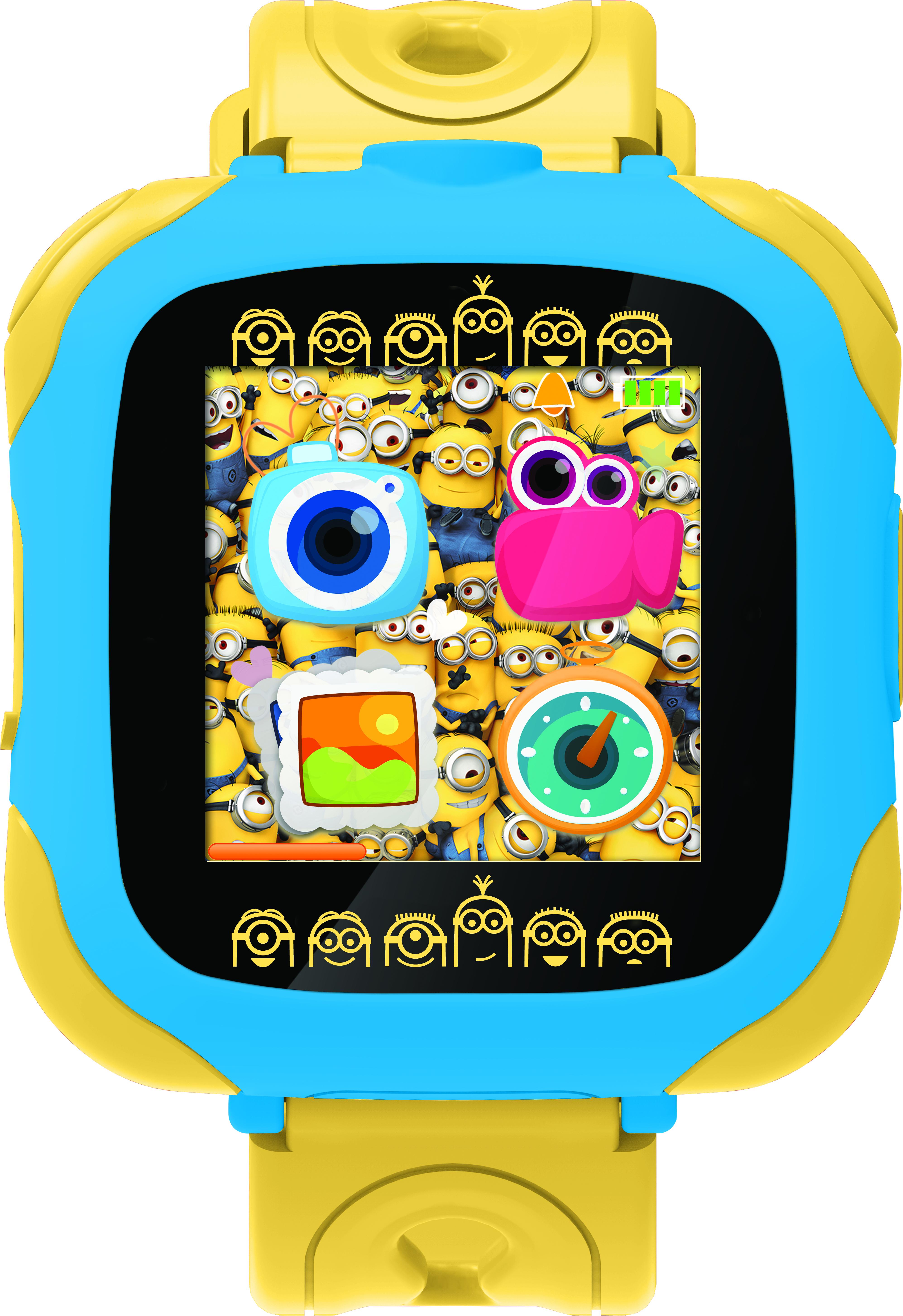 цена на Часы Lexibook Миньоны, желтый