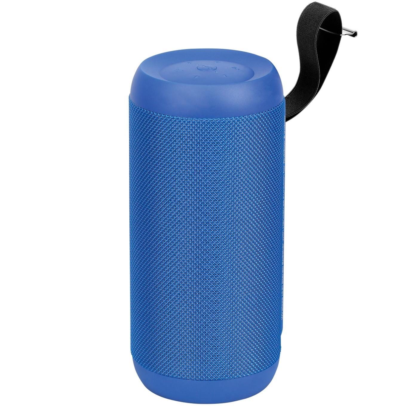 Беспроводная колонка Promate Silox Blue, синий все цены